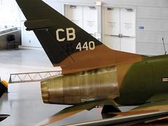 "F-100D Super Sabre 2 • <a style=""font-size:0.8em;"" href=""http://www.flickr.com/photos/81723459@N04/40564427472/"" target=""_blank"">View on Flickr</a>"
