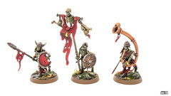 Skeletons: Command group