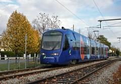 Livry-Gargan, L'Abbaye 21.11.2006 (The STB) Tags: paris tram tramway strassenbahn strasenbahn tranvía publictransport transportpublic öpnv citytransport transilien