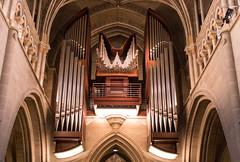 Grandes orgues de la cathédrale de Lausanne (axel274) Tags: lausanne vaud suisse ch canonpowershot schweiz cathédrale switzerland orgue