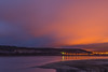 Nubes. (Amparo Hervella) Tags: emballsedepedrezuela comunidaddemadrid españa spain noche nube reflejo naturaleza largaexposición d7000 nikon nikond7000