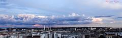 Orage matinal dans le ciel de Bordeaux (Ezzo33) Tags: france gironde nouvelleaquitaine bordeaux ezzo33 nammour ezzat sony rx10m3 ville paysage orage matinal ciel pont chabandelmas sky cloud