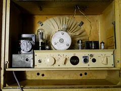 Philips 2808 (H A T S C H I B R A T S C H I) Tags: philips guitar 1950 1951 amplifier amp verstärker instrumentenverstärker röhrenverstärker tubeamp