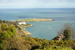 Dalkey Island (gerrymccabe) Tags: dalkey island ireland dublin panoramic scenic beautiful nature seascape nikon colour