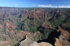 Waimea Canyon (A Guy and a Jeep) Tags: kauai hawaii waimea canyon