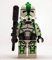 Lego Star Wars Custom Clone Trooper Commander Deviss (Green) with DC15A + Jetpack (Risers Customs) Tags: lego clone 212th 2nd 327th 442nd 501st 7500 75001 airborne atrt battalion bly clones commander corps custom deviss galle lieutenant recon republic siege star wars trooper troopers woffle customs riserscustoms risers fox shock 104th pad printed sinker comet boost wolfpack havoc armour 187th legion squad