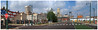 Memphis (daveelmore) Tags: memphis tennessee tn city 901 fourthstreet bealestreet intersection crossroad downtown urban stitchedpanorama panorama