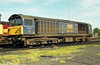 58036 seen resting at Hither Green Depot on 19-6-98. Copyright Ian Cuthbertson (I C railway photo's) Tags: class58 bone 58036 hithergreen mainline hgdepot