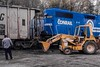 Sometimes a GP38-2 Isn't Enough (douglilly) Tags: conrail gp382 bowie