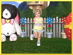 Jack & Jill Easter 2017 (Suni Recco Hutton) Tags: blog boy child clothes clothing daisy event freebie flowers girl gift kids kid marketplace pose sl secondlife slblog slblogger secondlifeblogger secondlifeblog toddleedoo td tdbaby tdkid easter jackjill theimaginarium imaginarium larnia yourdreams lilbugposes