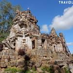 Ek Phnom Temple Main Sanctuary, Battambang thumbnail