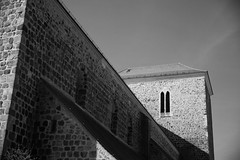 massive (Rene_1985) Tags: sony a7 ii ilce leica 50mm 095 asph noctilux bw sw schwarz weis monochrom bricks shadow schatten