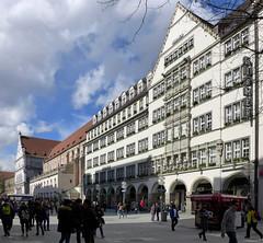 Kaufingerstrasse (jrw080578) Tags: buildings germany deutschland munich münchen bavaria bayern