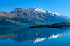 Mountain Reflection (Shutterbugsafari) Tags: newzealand reflection southisland mountain snow lake scenic south water environment morning glacier mirror cloud natural outdoor scenery view sunrise symmetry mount nature mountcook snowcappedmountains travel sunny snowmountain background blue sky landscape
