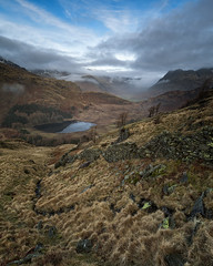 a stream to blea tarn (akh1981) Tags: manfrotto mountains mist moody nikon nisi nature nationalheritage nationalpark nationaltrust wideangle walking sunrise sky beautiful landscape lakedistrict langdale langdalepikes outdoors rocks cumbria clouds calm countryside valley travel trees tranquil uk unesco amateurphotography