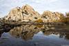 Barker Reflections (isaac.borrego) Tags: california joshuatree nationalpark desert