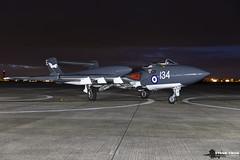 De Havilland DH.110 Sea Vixen FAW2 XP924 (Steve Tron) Tags: de havilland dh110 sea vixen faw2 xp924 coldwar royalnavy rnas yeovilton