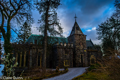 castles and mountains-33 (Claire Quinn) Tags: saintconanskirk church kirk