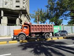 Mercedes Benz (RD Paul) Tags: mercedesbenz truck camion dominicanrepublic repúblicadominicana santodomingo trucks camiones
