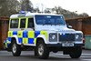 CN13 DPK (S11 AUN) Tags: gwent police heddlu land rover defender 110 4x4 anpr traffic car rpu roads policing unit 999 emergency vehicle cn13dpk