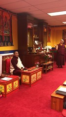 Medicine Buddha retreat at Albany KTC - Lama Karma Drodhul