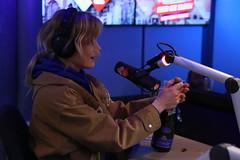 Ilse DeLange bij Aan De Slag! (NPO_Radio2) Tags: ilse delange ilsedelange aan de slag fotograafnickvanhalm