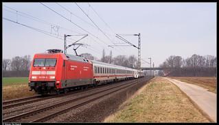 DB 101 108-9 @ Bornheim