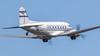 Historic Flight Douglas DC-3C N877MG (ChrisK48) Tags: skytrain phoenixaz historicflightfoundation aircraft convertedtodc3c linenumber4193 painefieldwa cn20806 historicflightatkilo7 airplane usaaf4316340 n877mg kdvt douglasc47b1dl dvt phoenixdeervalleyairport 140second