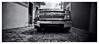 Fotografía Estenopeica (Pinhole Photography) (Black and White Fine Art) Tags: fotografiaestenopeica pinholephotography camaraestenopeica pinholecamera pinhole estenopo estenopeica agujeropequeño lenslesscamera camarasinlente bw bn sanjuan oldsanjuan viejosanjuan puertorico camion truck chevrolet