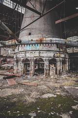 Westmoreland Glass - PA (justinsphotog) Tags: abandoned abandonedplaces abandonjunkies canon decay pa tresspassing urbanex urban urbex urbandecay urbandexploring uer pennsylvania