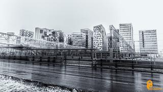 Barcode, Oslo