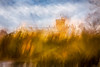 St Albans Cathedral (RCARCARCA) Tags: wind spring cathedral photoartistry 135mml lake orange clouds trees blue verulamium stalbans verulamiumpark 5diii green park sky canon