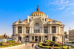 Palacio de Bellas Artes (grzegorzmielczarek) Tags: cdmx ciudaddemexico mexico mexicocity ciudaddeméxico mexiko mx