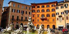 Piazza navona (Leguman vs the Blender) Tags: roma rome italia italie europa europe oneplus5t
