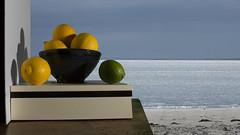 still life after David Ligare (Wendy:) Tags: chroma greenscreen stilllife fruit ocf 12ctogel davidligare strobe 580exii speedlite