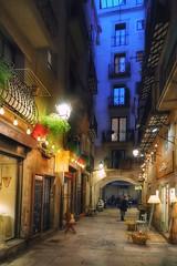 EL BORN. BARCELONA (GREGORI MORENO) Tags: barcelona barcelonanight elborn born