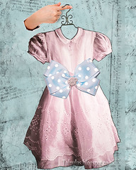 BUTTONS N BOWS (Taluula2two) Tags: buttons bows bluesse pixabay threemuses