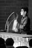 Marimba haiku (Phota Grafer) Tags: black white bw marimba music instrument haiku performance