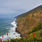 Taking in the California Coastline and the Pacific Ocean thumbnail
