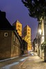 St.Paulus-Dom (Re Ca) Tags: blauestunde bluehour canon city dom eos6dmkii germany münster nrw nachtaufnahme night westfalen