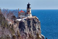 Split Rock Lighthouse (Winglet Photography) Tags: wingletphotography georgewidener stockphoto earth canon 7d georgerwidener minnesota lakesuperior splitrock lighthouse cliff scenic scenery northshore