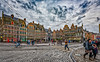 Gent colorful (MAICN) Tags: 2018 architektur colours experiment himmel gent cityscape gebäude town colour colorfull road stadtansicht sky building oldtown stadt häuser experimental altstadt clouds wolken vhs
