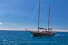PIRATES! (mark_rutley) Tags: holiday vacation yacht grandcanaria pirates ship maritime sailing party boat