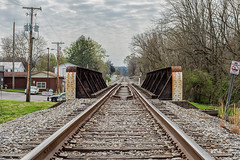 Little Bridge (Back Road Photography (Kevin W. Jerrell)) Tags: bridge railroad lakecity tennessee backroadphotography nikond7200 spring