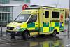 HX10 FLA (Emergency_Vehicles) Tags: hx10fla south central ambulance milton keynes