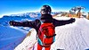 Embrace nature (MKREALITY) Tags: frenchalps snowboarding mountains photography portrait people colour winter snow view travel alps explore adventure youtube youtuber contrast depth wideangle focalpoint sharpness gopro sport beauty ontopofeurope europe vlog vlogger
