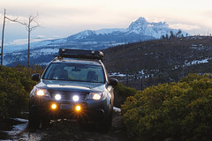 2012 Subaru Forester (donaldgruener) Tags: sh forester subaru offroad softroading excursion exploring cascades oregon threefingeredjack snow lights subaruforester