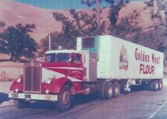 Kenworth: Central Milling Co (PAcarhauler) Tags: kenworth kw semi truck trailer tractor