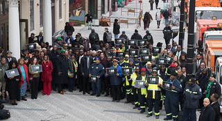 February 2, 2018 AFSCME Moment of Silence
