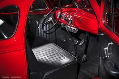 1937 Chevrolet Master De Luxe  - Shot 8 (Dejan Marinkovic Photography) Tags: 1937 american car chevrolet chevy classic coupe custom hot hotrod rod street streedrod interior